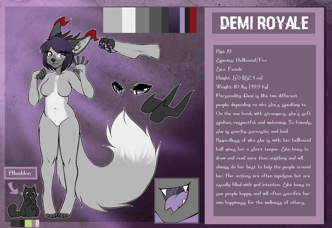 Demi Ref Nov 2014 by DemiTheAwwesome