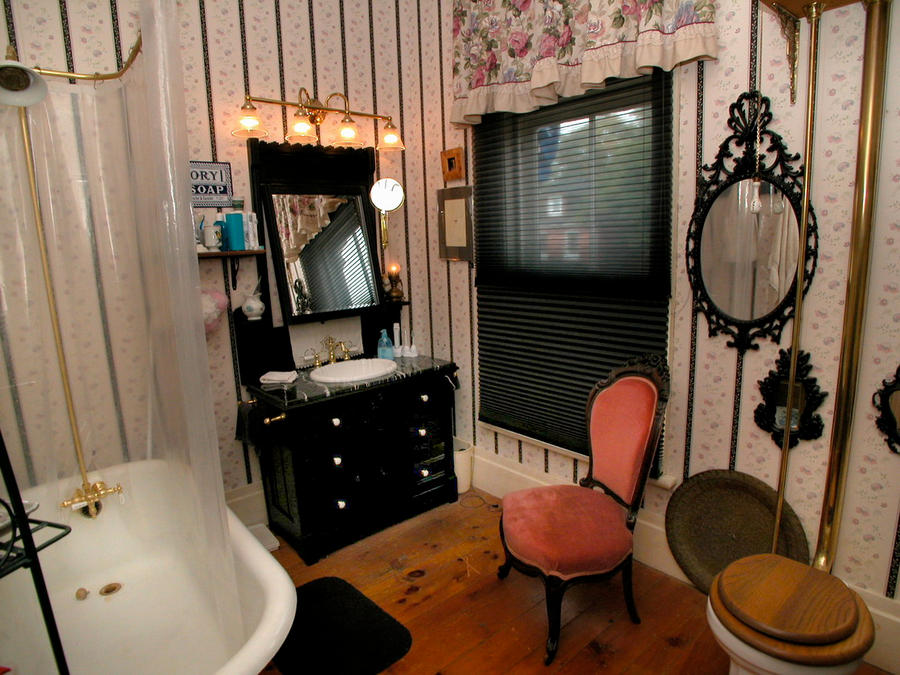 Old house bathroom jpg by organblower on deviantart for Classic house organ sound