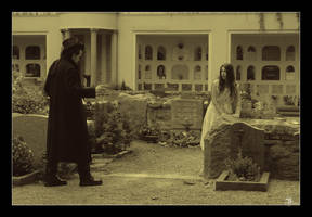 Vampire Love Story Part IX by ChristinaDeath
