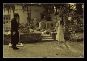 Vampire Love Story Part X by ChristinaDeath