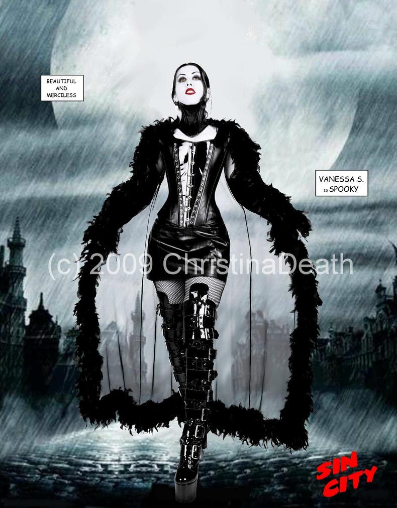 Sin City by ChristinaDeath