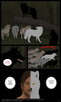 Cape Town Werewolf Comic - Page 30