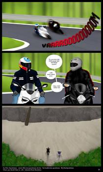 Cape Town Werewolf Comic - Page 39