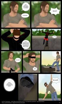 Cape Town Werewolf Comic - Page 41