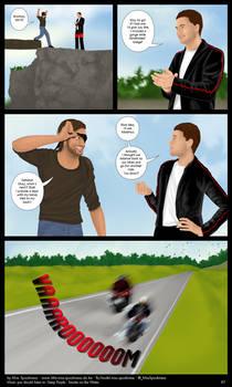 Cape Town Werewolf Comic - Page 43