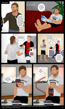 Cape Town Werewolf Comic - Page 44