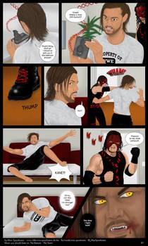 Cape Town Werewolf Comic - Page 45