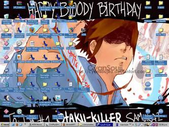 the otaku killer by kusokurae