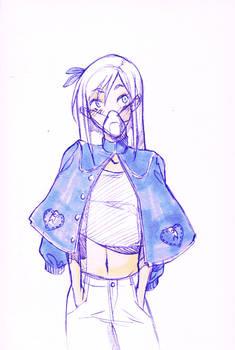 Very fancy Karin