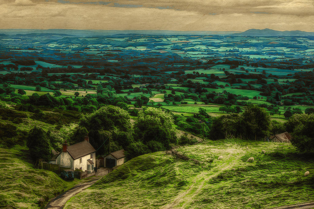 Clee Hill by runwhat