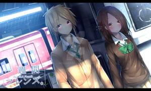Isshuukan Friends - Yuki and Kaori