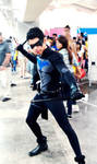 Nightwing - Young Justice invasion by juliuske
