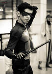 Nightwing - Young Justice Invasion 2 by juliuske