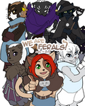 We are Ferals promo by drowtales