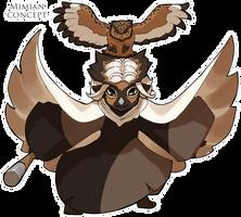 Owly mimian by drowtales