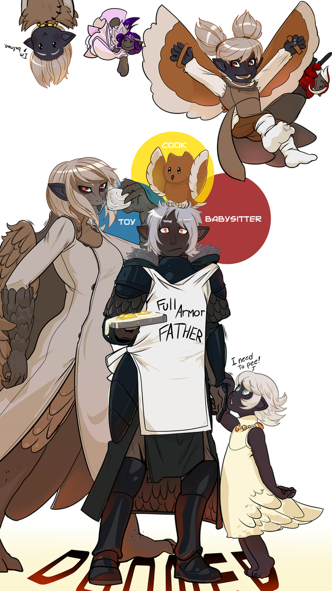 Owl Training by drowtales