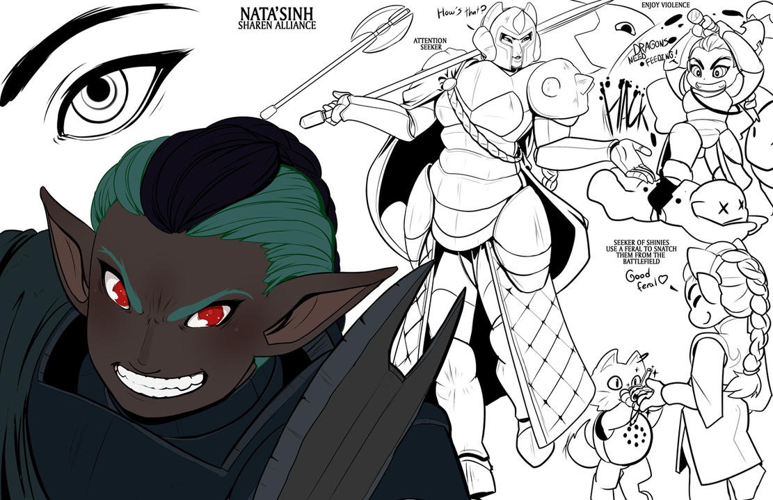 Ch47 natasinh by drowtales