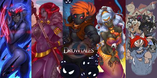Nekocon banner by drowtales