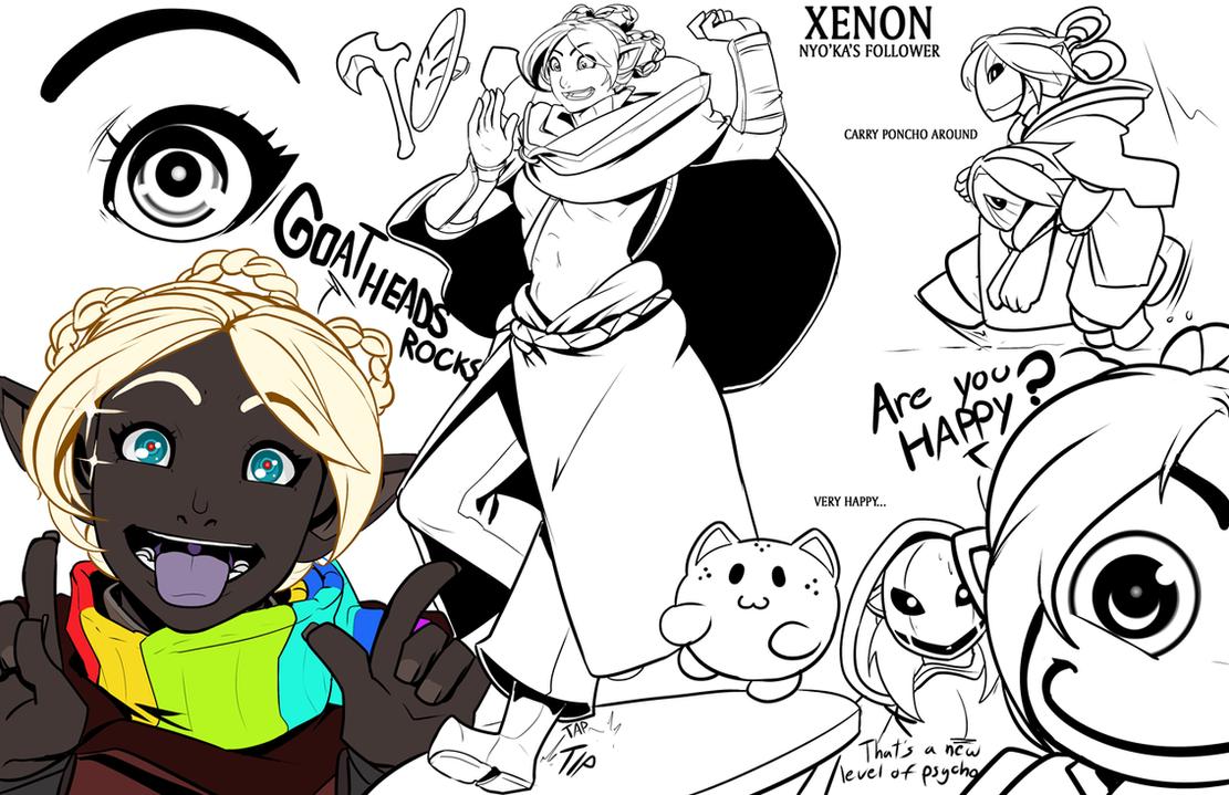 Ch47 Xenon by drowtales