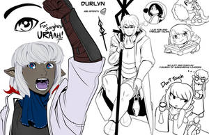 Durlyn by drowtales