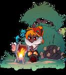 Monster hunter BBQ