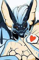 monsterhunter Legiana by drowtales