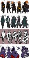 chapter 55 character designwork