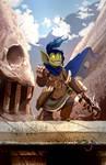 Gunbird goblin