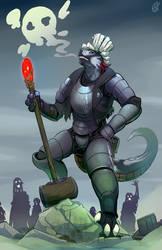 Silverthorn Lizardfolk