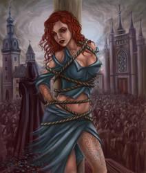 witch by Vasylina