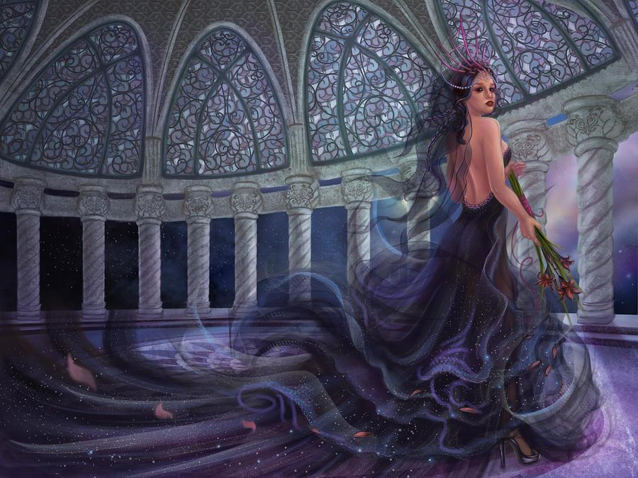 The Dark bride by Vasylina