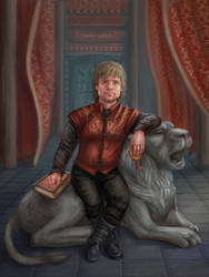 Tyrion Lannister by Vasylina