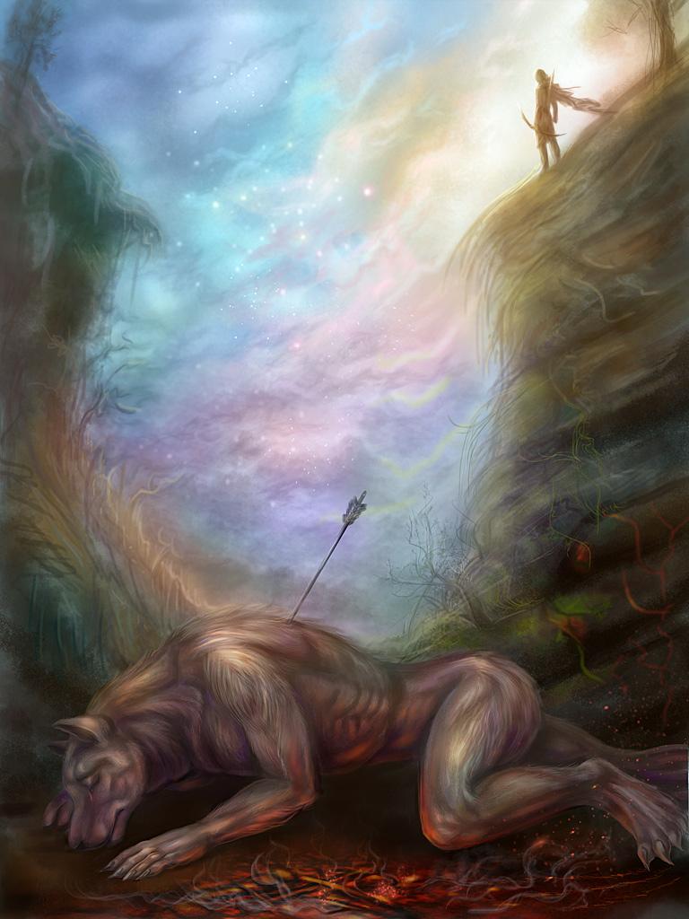 werewolf by Vasylina