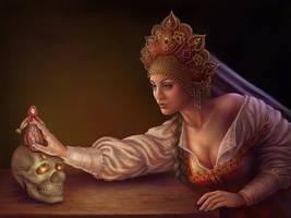 -Vasilisa the Beautiful by Vasylina