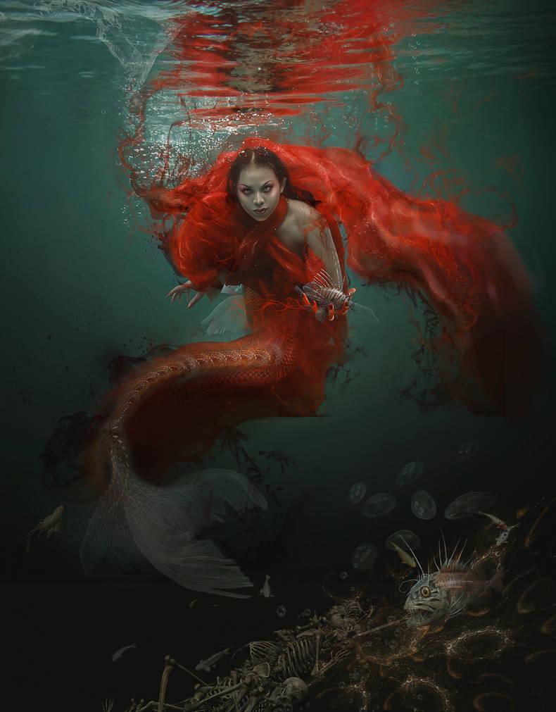 Blood Zodiac. Pisces by Vasylina