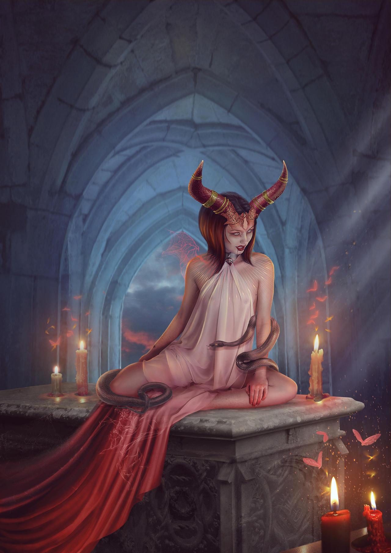 Blood Zodiac. Taurus by Vasylina