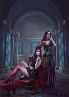 Blood Zodiac. Gemini by Vasylina