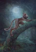 Totemic animal by Vasylina