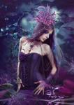 Violet by Vasylina