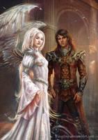 Zayel and Darius by Vasylina