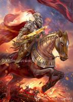 Knight by Vasylina