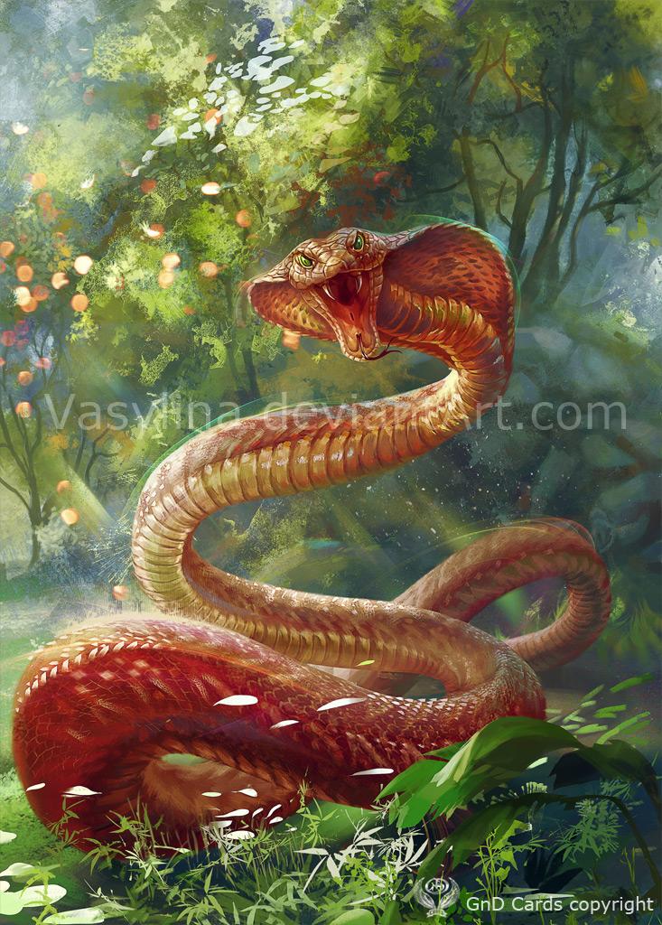 Cobra by Vasylina