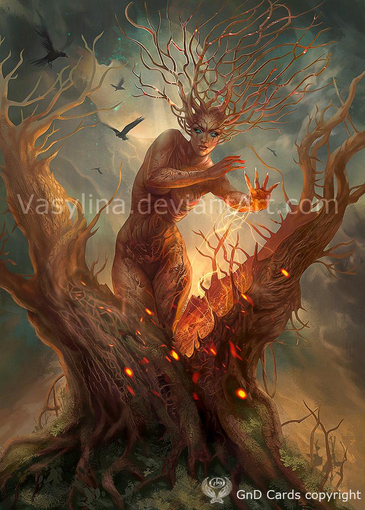 Spirit by Vasylina