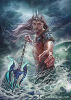 Poseidon by Vasylina