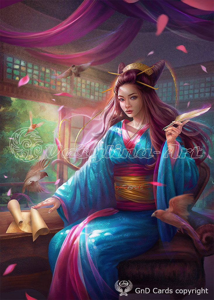 Tamiyo by Vasylina