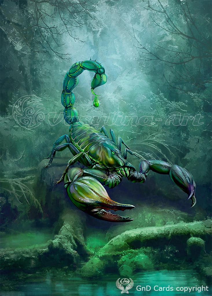 Scorpio by Vasylina