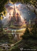 Post Apocalypse Cities: Moscow by Vasylina