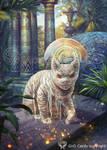 Cat-mummy