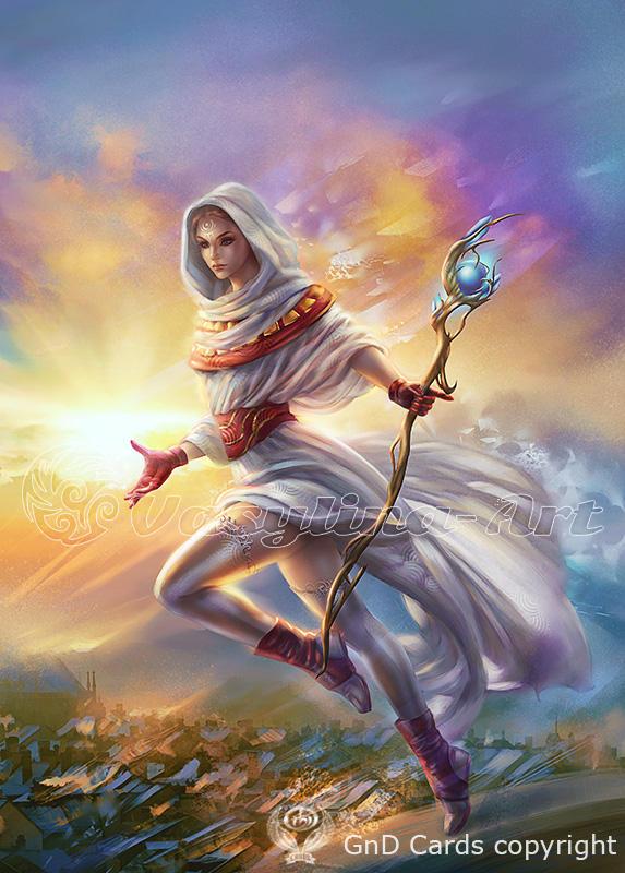 Cleric by Vasylina