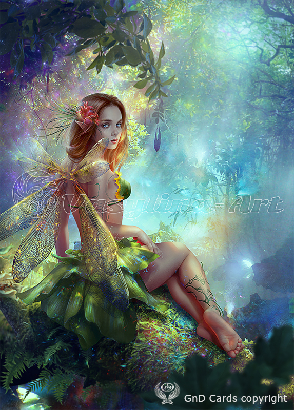Fairy by Vasylina